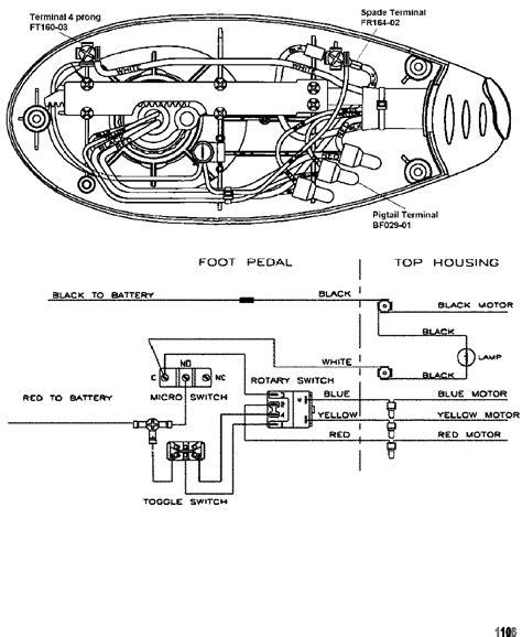 motorguide 24 volt trolling motor wiring diagram 48
