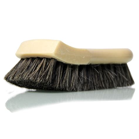 Cleaning Brush chemical guys bristle hair leather cleaning brush