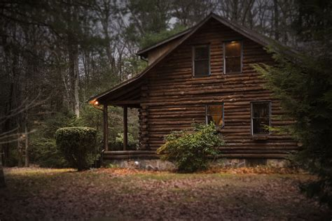 Cabin In The Woods Free by Brown Cabin In The Woods On Daytime 183 Free Stock Photo