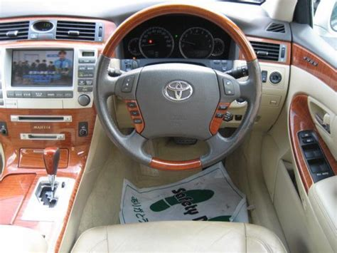 2004 Crown Interior by 2004 Toyota Crown Majesta Pictures 4300cc Gasoline