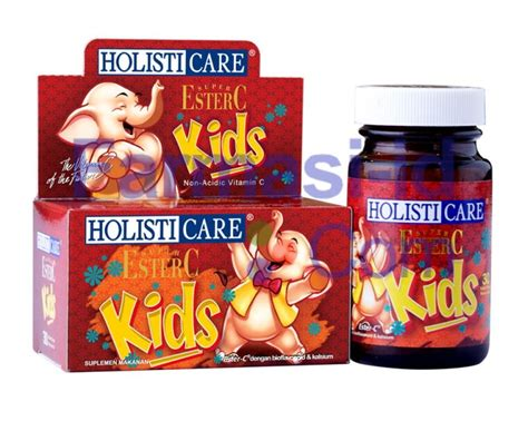 Holisticare Ester C Isi 90 Tablet holisticare ester c kandungan indikasi efek