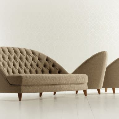 the low lying sofa with tufted back dalila angelo