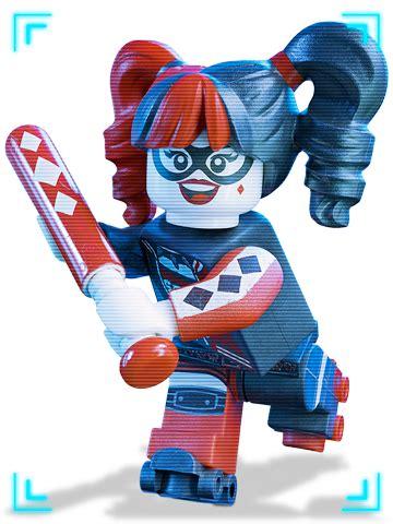 Disco Harley Quinn Lego Batman Series 2 Lego Minifigure Original harley quinn the lego batman characters lego