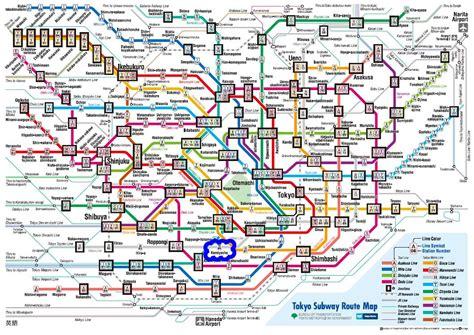 tokyo metro map venue tokyo coastal dynamics 2009