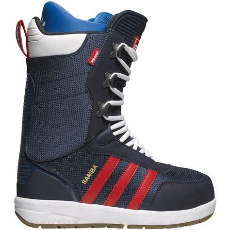 adidas snowboarding boots adidas samba snowboard boots navy bluebird