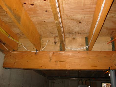 insulating basement ceilings rooms