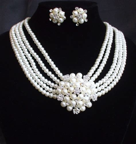 how to make beautiful jewelry 14 most pearl necklace designs really