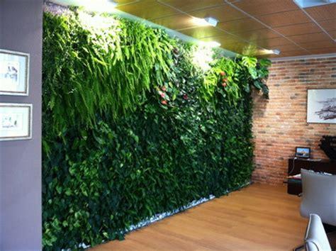 como hacer jardines verticales interiores decorar con plantas de interior decoraci 243 n de interiores