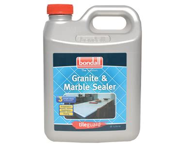 granite and marble sealer tileguard sealers and cleaners