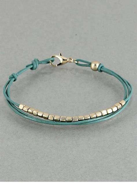 best 25 simple bracelets ideas on delicate