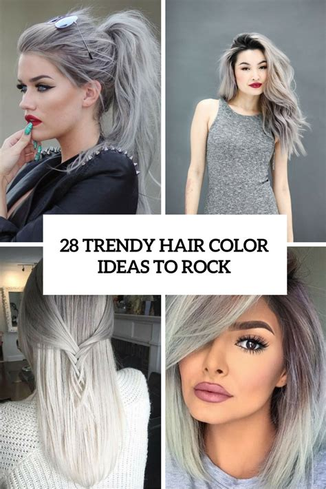 how to get gray hair color how to get grey hair color spefashion