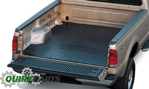 1999 2016 Ford F250 Super Duty 8' Foot Truck Bed Rubber