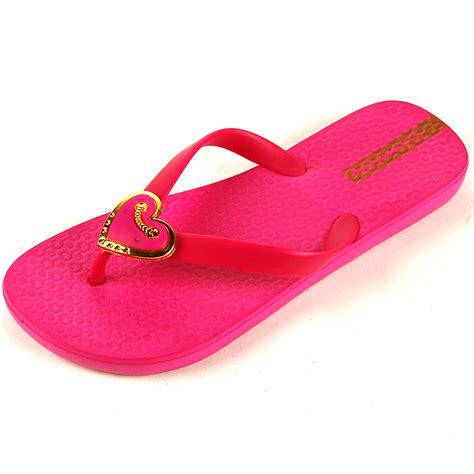 i heart comfort shoes womens flip flops heart accent sandals comfort eva foam