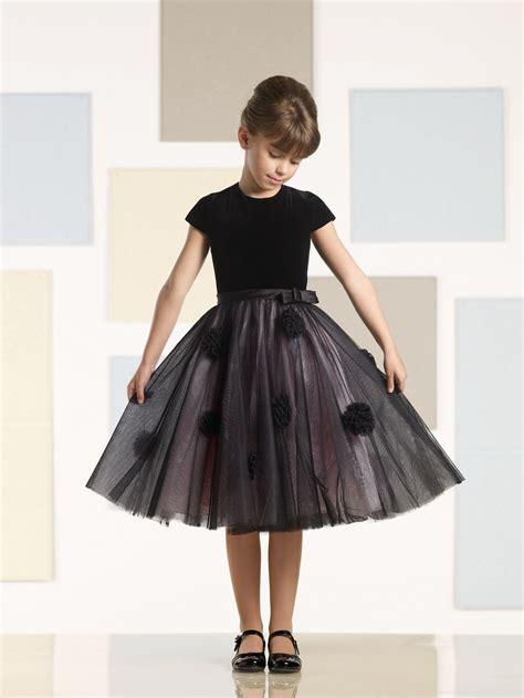 Dress Black Flower black flower dress black dresses