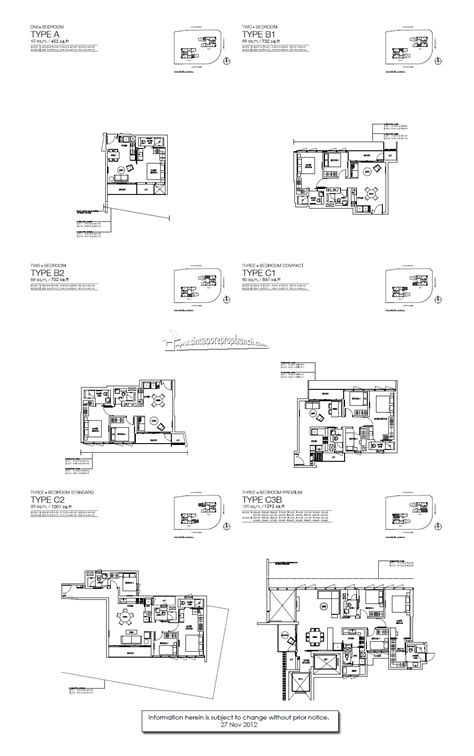 echelon floor plan echelon floor plan1 singapore new property launch 187 6100