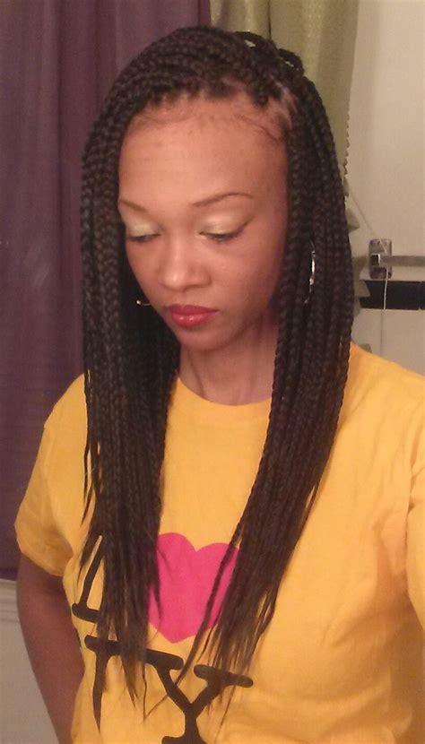 shoulder length box braids hairstyles black hair medium length box braids hairstylegalleries com