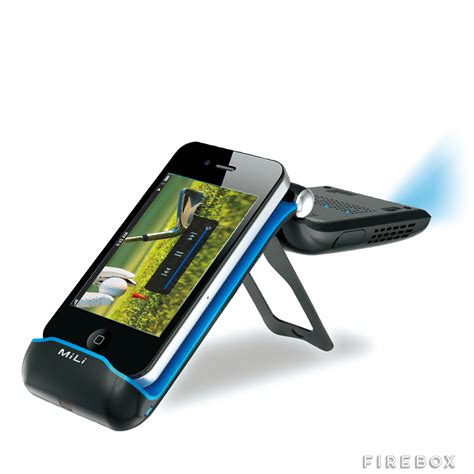mili iphone projector 2 buy at firebox