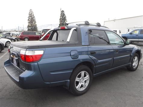 subaru suv sport 2006 subaru baja sport suv for sale by owner at