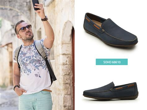 Circle Moccasin Casual best summer shoes for fashionable and comfortable