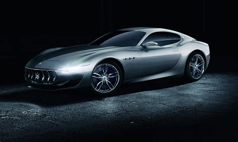Build A Maserati by Maserati To Build Alfieri Coupe And Convertible Pursuitist
