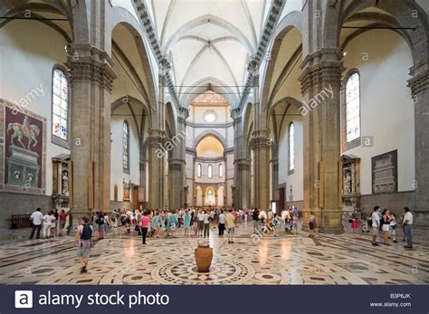 dashboard fiore innenraum der basilika di santa maria del fiore duomo