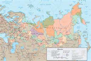 Europe Russia Map by Map Russia Travel Europe