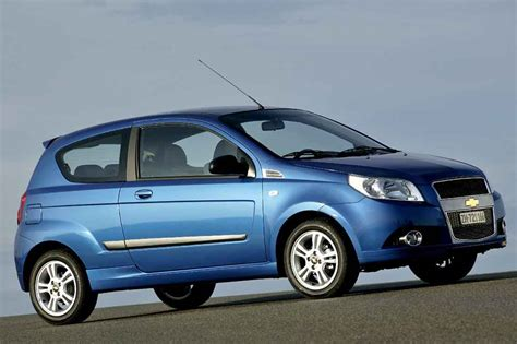 chevrolet aveo 1 2 2009 technical specifications of cars