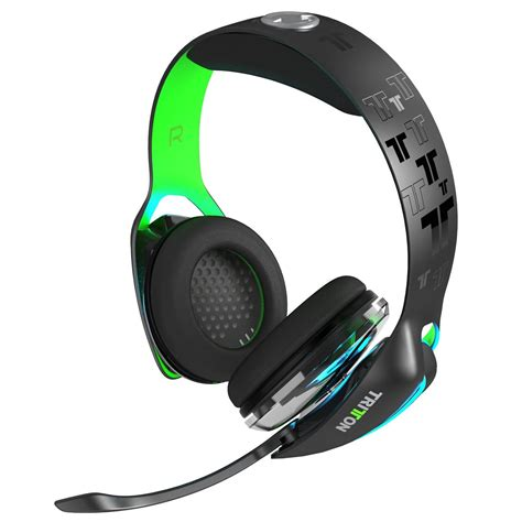Headset Gaming 300 Ribuan tritton ark 300 wireless 7 1 headset para xbox one