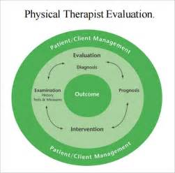 physical therapy evaluation template physical therapy evaluation 7 free for pdf