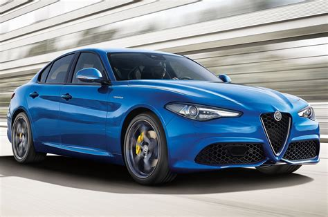 Alfa Romeo Gulia by Alfa Romeo Giulia Veloce Coming To Show Motor Trend