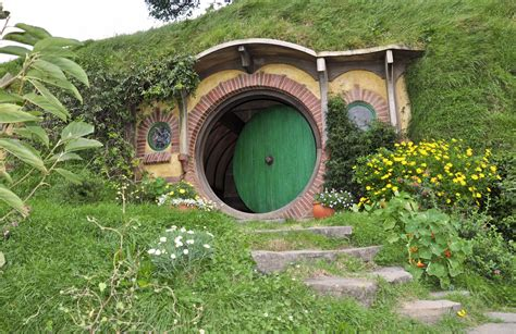 Hobbit Hole | my traveler s journal april 2012