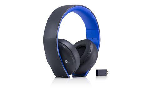 Headset Wireless Sony sony wireless stereo headset 2 0 black the gamesmen