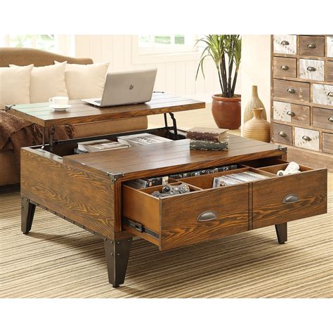 top coffee table wellington lift top coffee table for the home