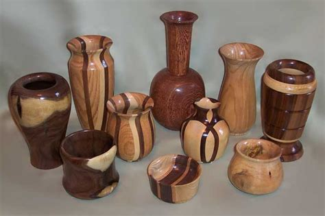 Handcrafted Wood Items - handcrafted wood bowls trellischicago