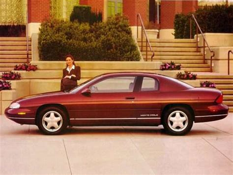 how to fix cars 1999 chevrolet monte carlo electronic toll collection 1999 chevrolet monte carlo models trims information and details autobytel com