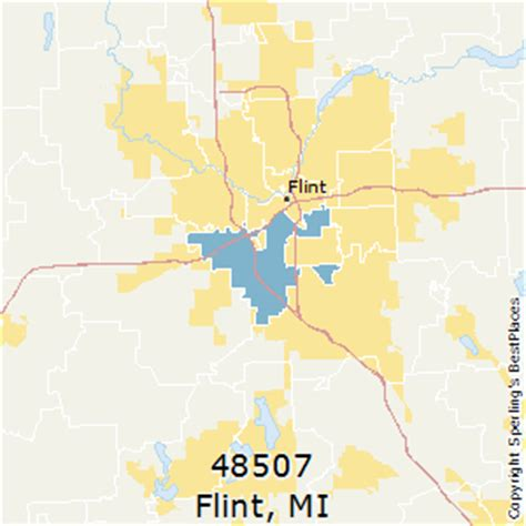 Rankings Of Michigan Flint by Best Places To Live In Flint Zip 48507 Michigan