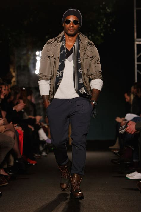 Tyson Beckford At 2008 Fashion Week by Tyson Beckford Photos Photos Michael Bastian