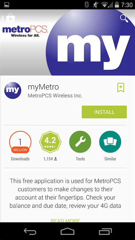 reset voicemail password for metro pcs mymetro android apps on google play