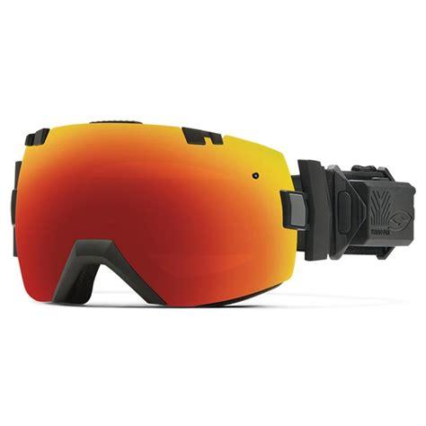 smith turbo fan goggles smith i ox elite turbo fan snow goggle