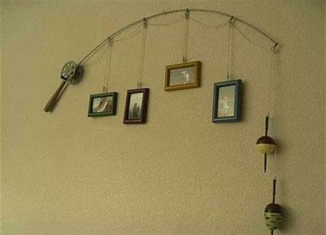 fishing decor for homes fishing decor lake house pinterest