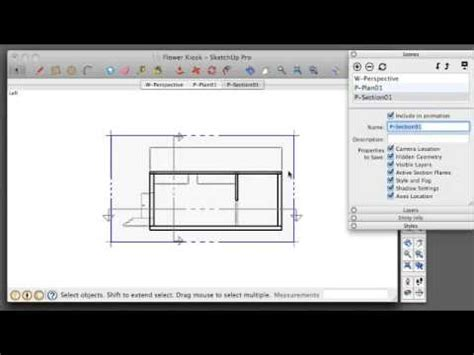 sketchup layout tutorial youtube sketchup tutorial 01 preparing sketchup for layout youtube