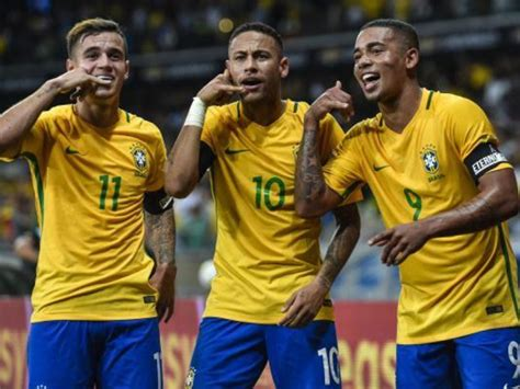 ùi Hình Brazil World Cup 2018 World Cup 2018 Are Brazil Favourites