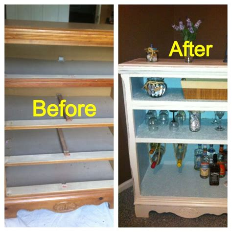 Dresser Turned Into Bar by Dresser Turned Into A Bar Projects