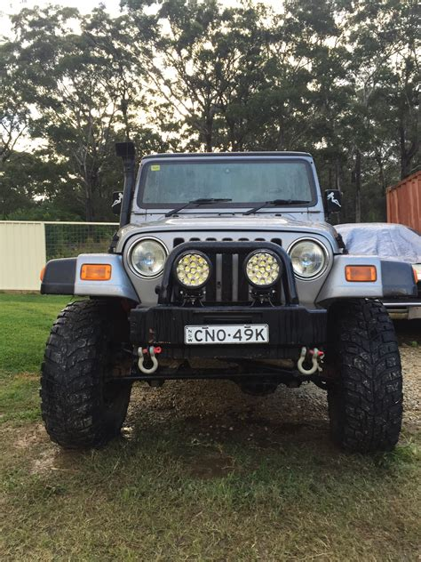 2001 Jeep Wrangler For Sale 2001 Jeep Wrangler For Sale Or Nsw Mid Coast