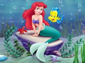 mermaid disney wallpaper
