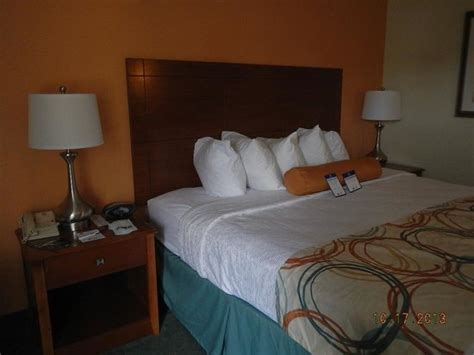 bed with a lot of pillows great bed lots of pillows picture of best western plus