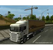Sreenshot Euro Truck Simulator 13  Sim
