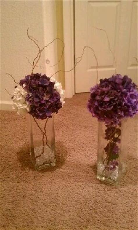 diy purple wedding centerpieces need centerpiece ideas weddingbee photo gallery
