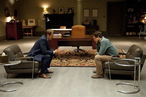 The Office Desk Episode Hannibal Ep 1 02 Amuse Bouche One Of The Most