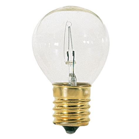 15 watt high intensity light bulb with intermediate base